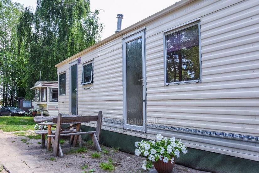 Małe domy wakacyjne z wygodami do wynajęcia w Sventoji - 7
