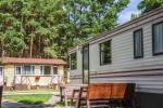 Małe domy wakacyjne z wygodami do wynajęcia w Sventoji - 9