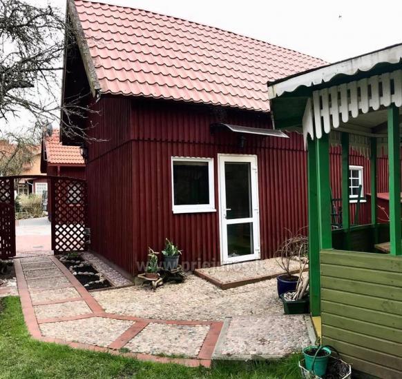 Mini domek z udogodnieniami do wynajęcia w Juodkrante - 1