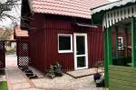 Mini domek z udogodnieniami do wynajęcia w Juodkrante