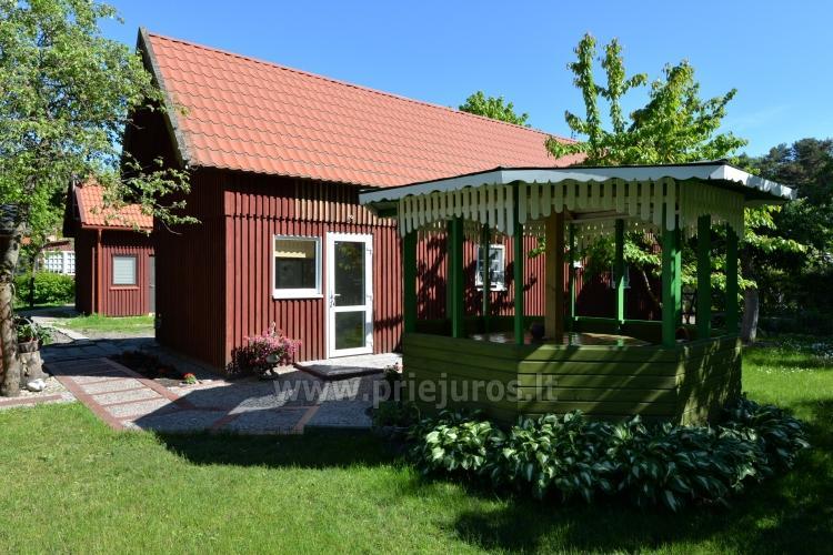 Mini domek z udogodnieniami do wynajęcia w Juodkrante - 2
