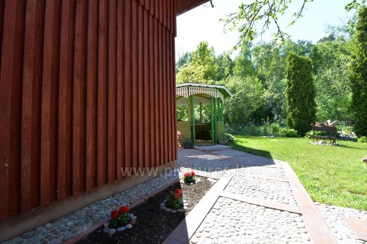 Mini domek z udogodnieniami do wynajęcia w Juodkrante - 4