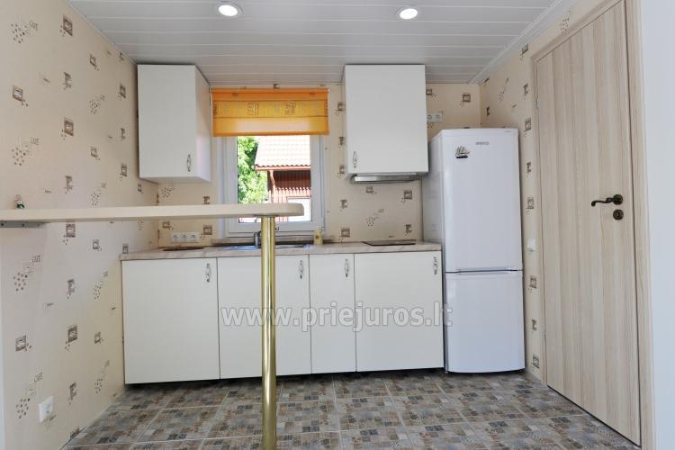 Mini domek z udogodnieniami do wynajęcia w Juodkrante - 5