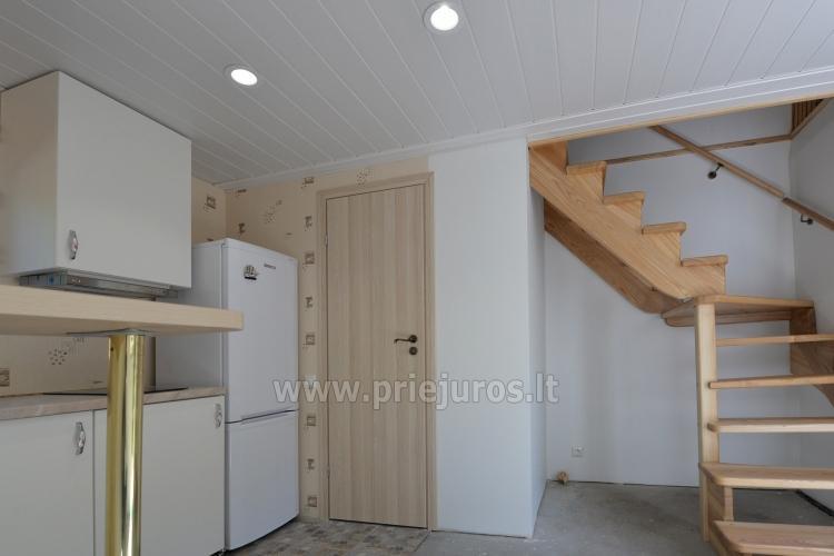 Mini domek z udogodnieniami do wynajęcia w Juodkrante - 6