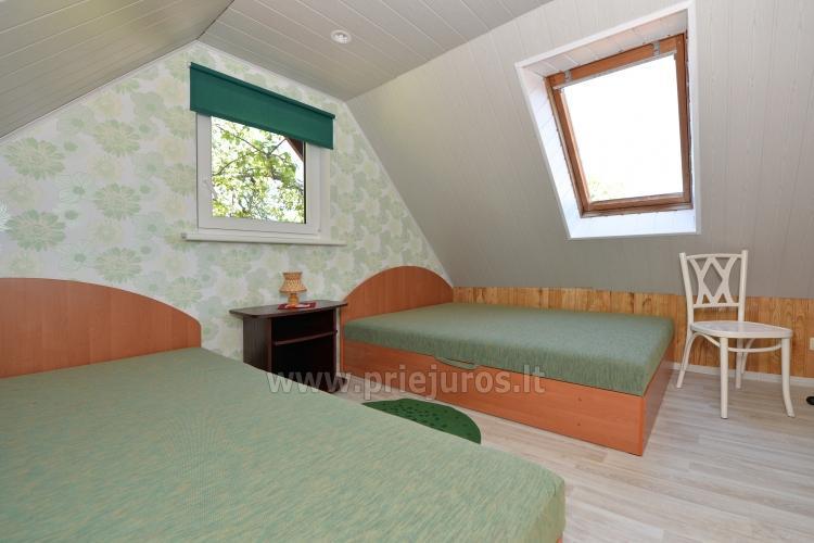Mini domek z udogodnieniami do wynajęcia w Juodkrante - 7