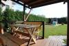 Dwupokojowe mieszkanie i pokoje do wynajęcia w Sventoji w drewnianym domu - 11
