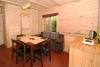 Dwupokojowe mieszkanie i pokoje do wynajęcia w Sventoji w drewnianym domu - 13