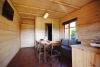 Dwupokojowe mieszkanie i pokoje do wynajęcia w Sventoji w drewnianym domu - 14