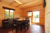 Dwupokojowe mieszkanie i pokoje do wynajęcia w Sventoji w drewnianym domu - 15