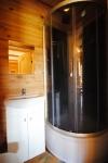 Dwupokojowe mieszkanie i pokoje do wynajęcia w Sventoji w drewnianym domu - 19