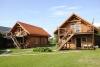 Dwupokojowe mieszkanie i pokoje do wynajęcia w Sventoji w drewnianym domu - 1