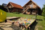 Dwupokojowe mieszkanie i pokoje do wynajęcia w Sventoji w drewnianym domu - 3