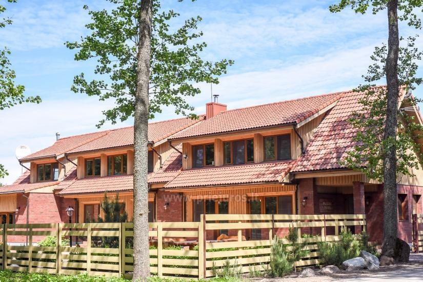 250 m od plaży - Dom wakacyjny w Karkle PAJŪRIO TAKAS, Klajpedski rejon - 2
