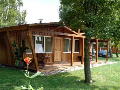 Angleras.lt. Pokoje w domki w Sventoji - 3