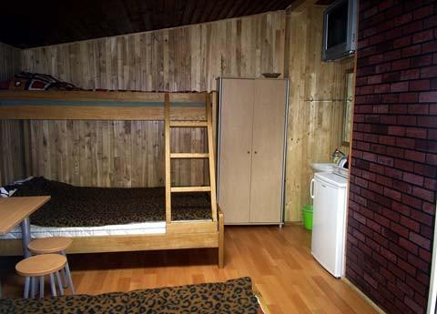 Angleras.lt. Pokoje w domki w Sventoji - 9