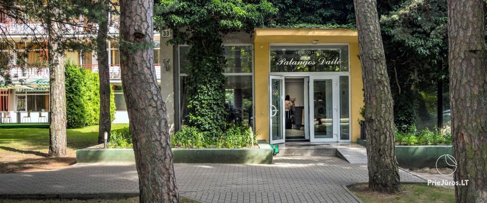 Hotel w Poladze Palangos daile - 1