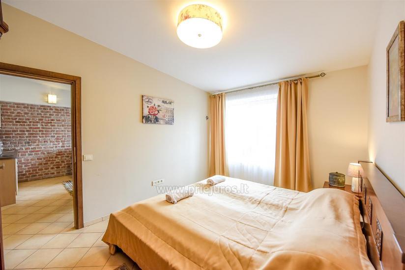 Mieszkanie do wynajęcia w centrum Kłajpedy, w pobliżu hotelu Amberton - 3