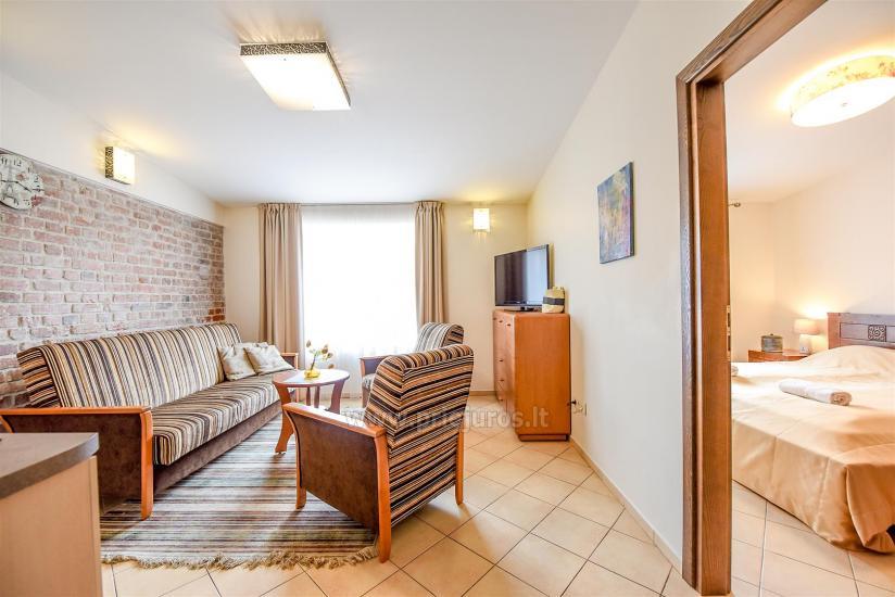 Mieszkanie do wynajęcia w centrum Kłajpedy, w pobliżu hotelu Amberton - 5