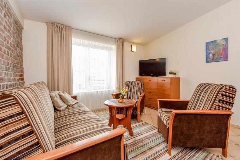 Mieszkanie do wynajęcia w centrum Kłajpedy, w pobliżu hotelu Amberton - 6