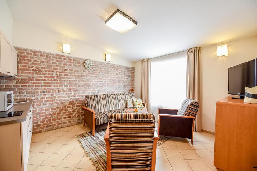 Mieszkanie do wynajęcia w centrum Kłajpedy, w pobliżu hotelu Amberton - 8