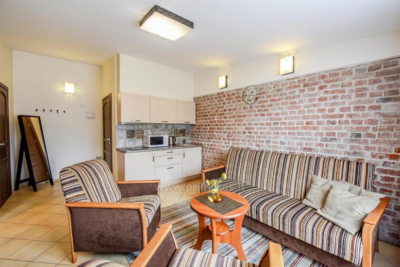 Mieszkanie do wynajęcia w centrum Kłajpedy, w pobliżu hotelu Amberton - 7