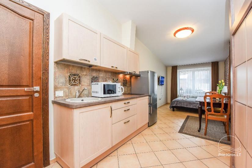 Mieszkanie do wynajęcia w centrum Kłajpedy, w pobliżu hotelu Amberton - 11
