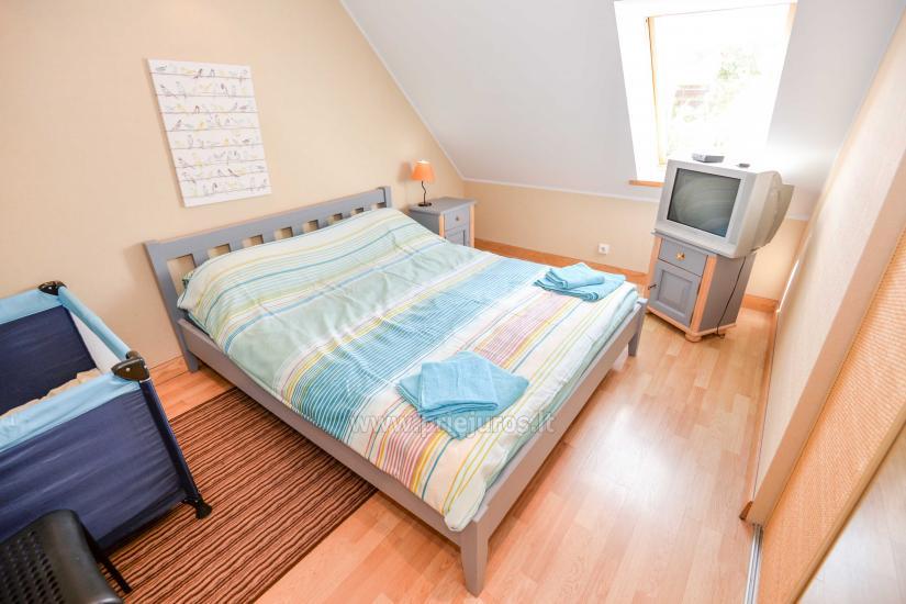 Apartament w Nidzie na 8-10 os. z kominkiem, balkon - 6