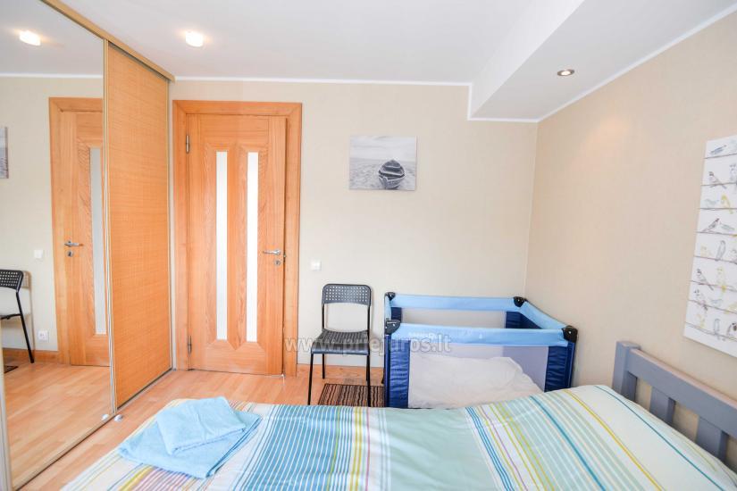 Apartament w Nidzie na 8-10 os. z kominkiem, balkon - 8