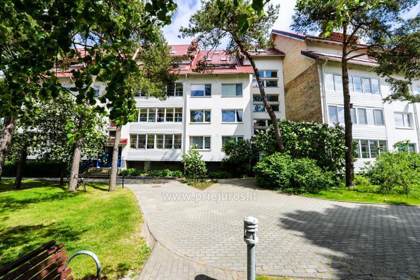 Apartament w Nidzie na 8-10 os. z kominkiem, balkon - 29