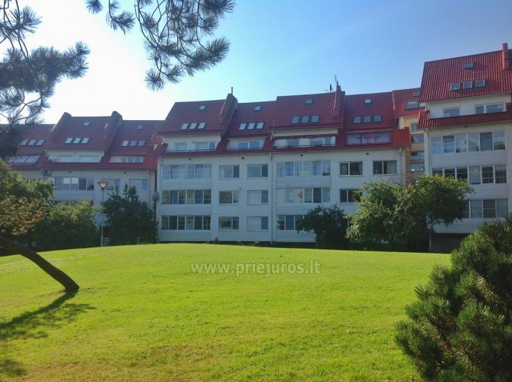 Apartament w Nidzie na 8-10 os. z kominkiem, balkon - 34