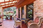 Dom wakacyjny i pokoje w Kunigiskes Mazoji Vila, w pobliżu szlaku rowerowego, 100 metrów do morza - 6
