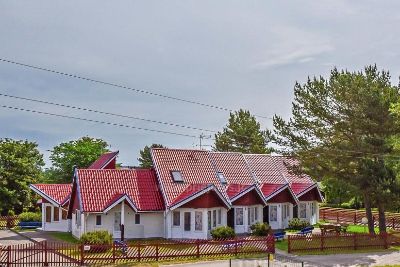Domki do wynajecia w Sventoji Trys pusys - 2