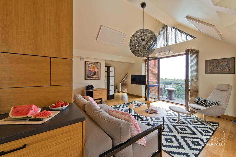 VISIT NIDA - Luksusowe apartamenty w Nidzie