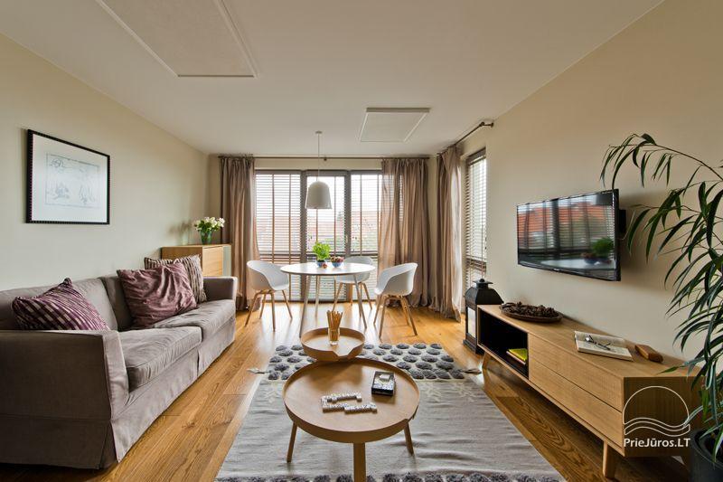 VISIT NIDA - Luksusowe apartamenty w Nidzie - 4
