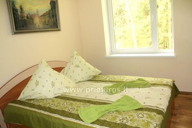 2 pokoje apartamenty w Juodkrante (do 6 osób) - 3