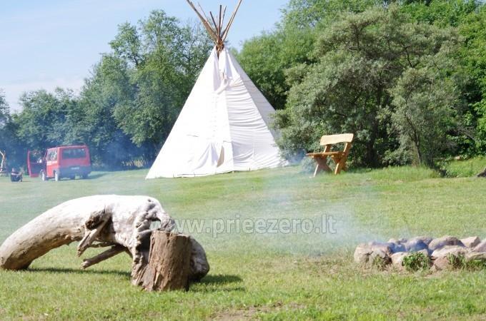 Oboz turystyczny Minijos senvage - 1