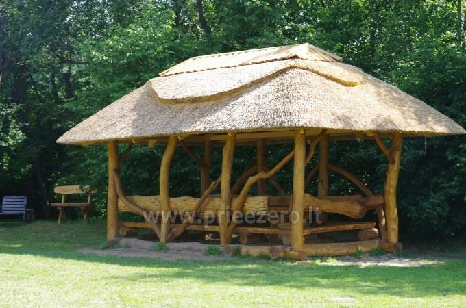 Oboz turystyczny Minijos senvage - 2