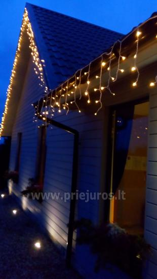 Wieś Turystyka domu z sauna, basen, sala bankietowa - 15