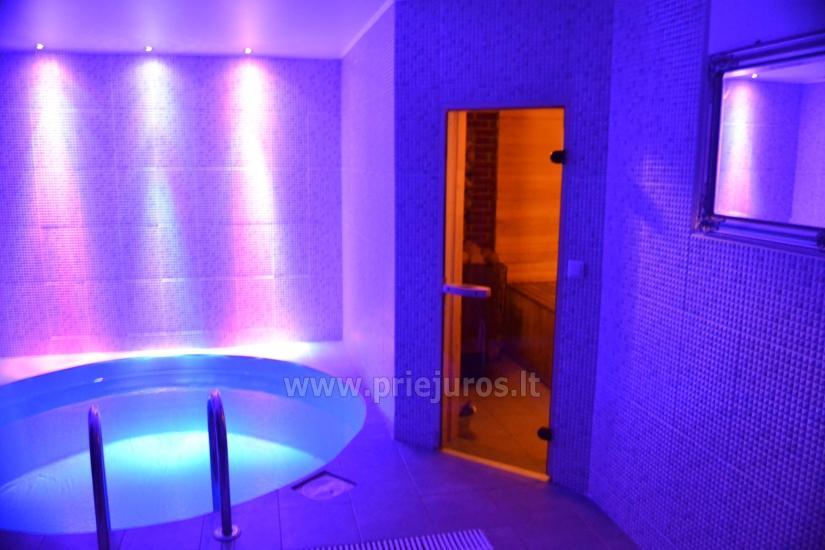 Wieś Turystyka domu z sauna, basen, sala bankietowa - 3