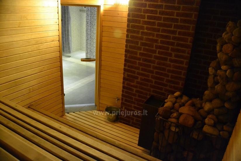 Wieś Turystyka domu z sauna, basen, sala bankietowa - 11