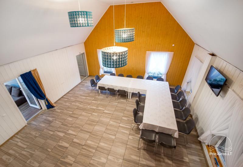 Wieś Turystyka domu z sauna, basen, sala bankietowa - 1