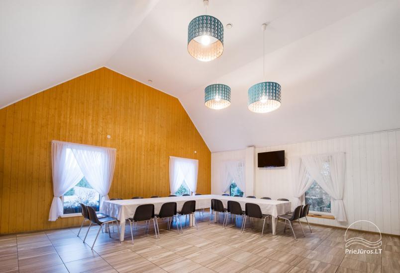 Wieś Turystyka domu z sauna, basen, sala bankietowa - 20