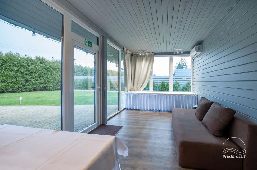 Wieś Turystyka domu z sauna, basen, sala bankietowa - 2