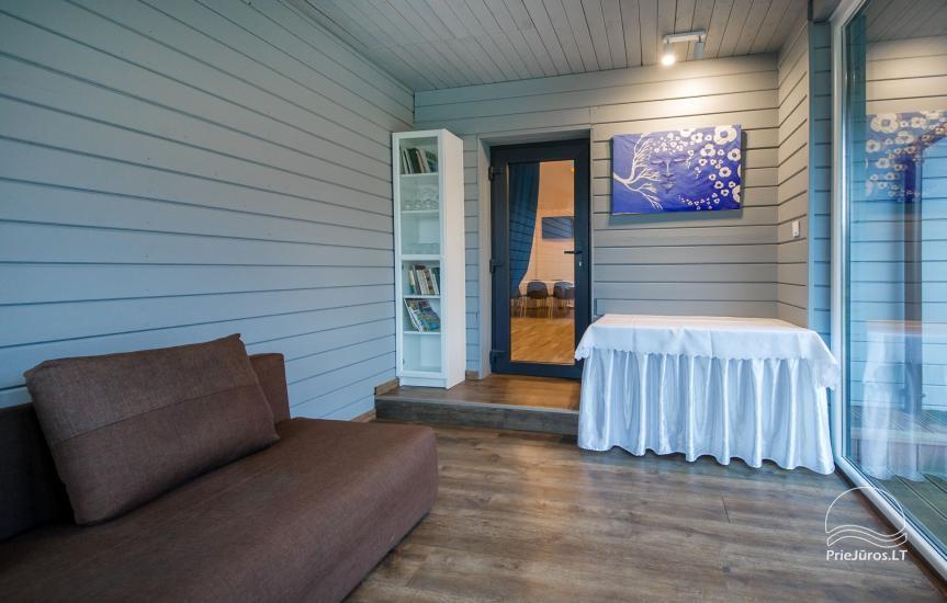 Wieś Turystyka domu z sauna, basen, sala bankietowa - 21