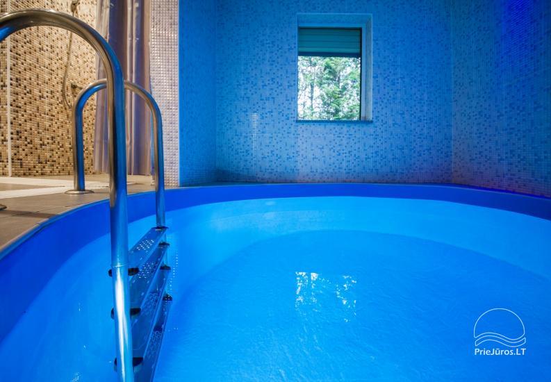 Wieś Turystyka domu z sauna, basen, sala bankietowa - 26