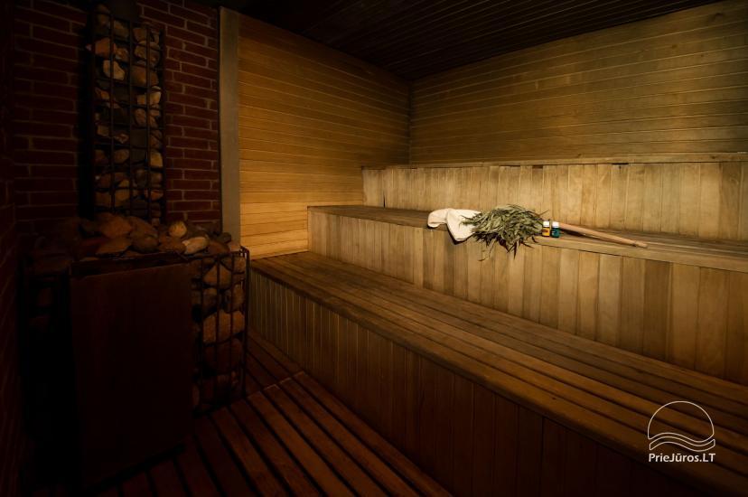 Wieś Turystyka domu z sauna, basen, sala bankietowa - 28
