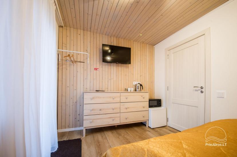 Wieś Turystyka domu z sauna, basen, sala bankietowa - 31