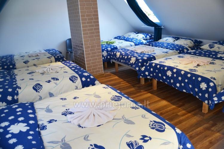 Wieś Turystyka domu z sauna, basen, sala bankietowa - 13