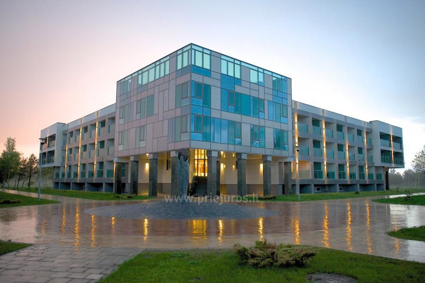 SPA Amber Palace, Polaga, Litwa - 1