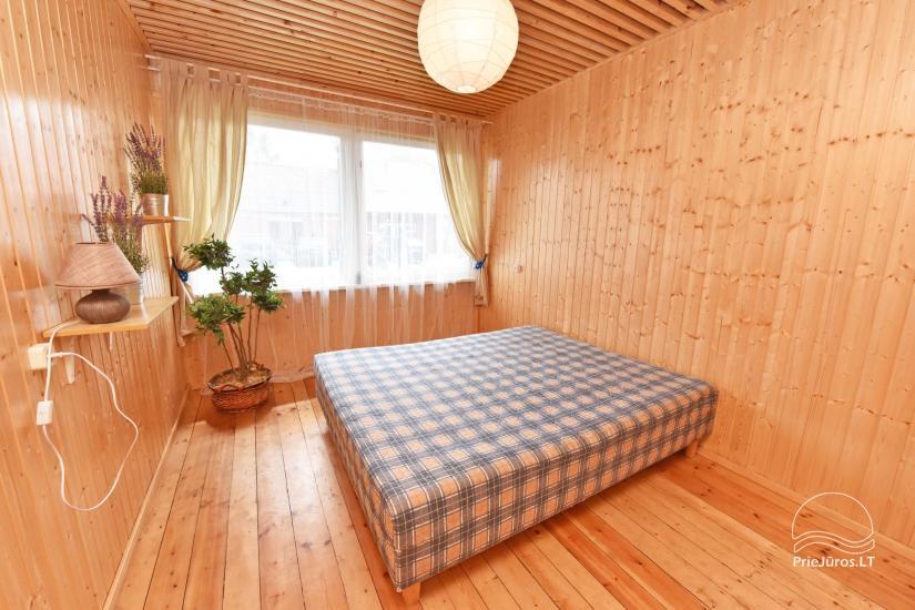 Dom wakacyjny w Nidzie na brzegu Mierzei Kuronskiej Zunda - 6
